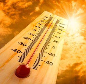 Хвороби, які загострюються влітку і в жарку погоду