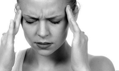 Болить голова в скронях: причини: причини виникнення, симптоми, лікування.