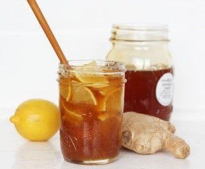 Чай з коренем імбиру - краще натуральний засіб для схуднення