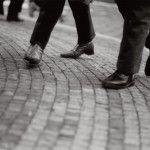 Ходити пішки дуже корисно