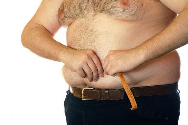 як виміряти кількість жиру в організмі чоловіка