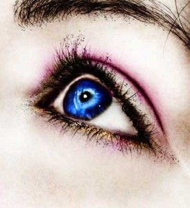 Коричневі кола навколо очей. Причини