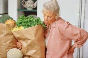 Лікування остеохондрозу хребта народними засобами