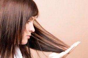 Лікування волосся, що січеться народними засобами