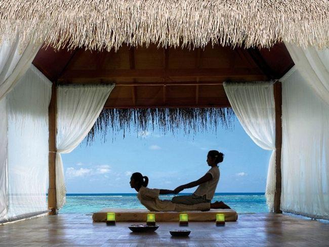 Основні види тайського масажу: традиційний, для жінок і для двох.