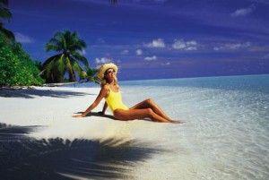 Відпочинок на морі впливає на красу