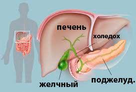 Перегин жовчного міхура. Причини, лікування.