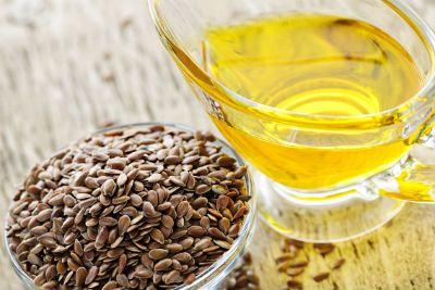 Корисні властивості і лікування захворювань маслом льону