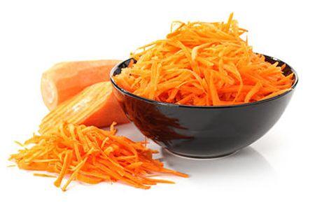 Морква для профілактики глистів